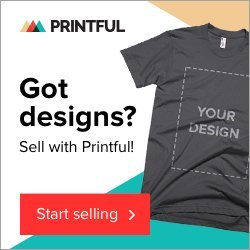 Printful Clothing Fulfillment