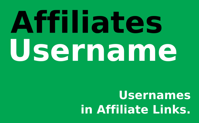 Affiliates By Username