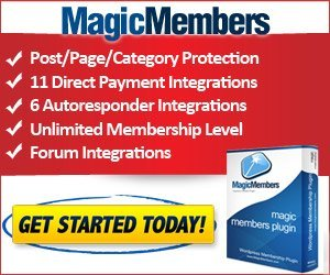 MagicMembers Membership Management