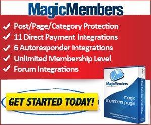 MagicMembers Membership Management