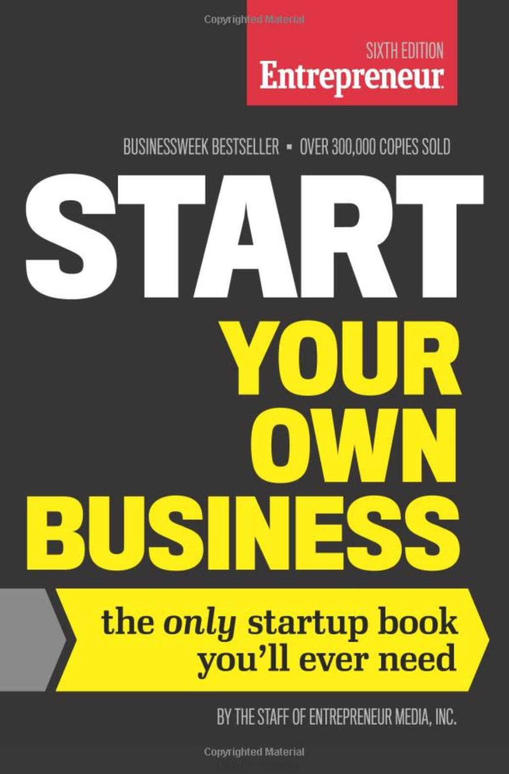 Top Entrepreneur Books