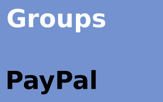 iTThink Groups PayPal Plugin
