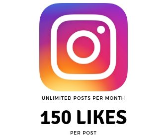 150 Instagram Likes